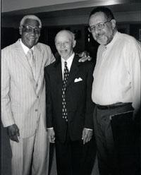 Buck, Byron, & Gilbert Caldwell
