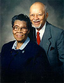 Byron and Christine Johnson