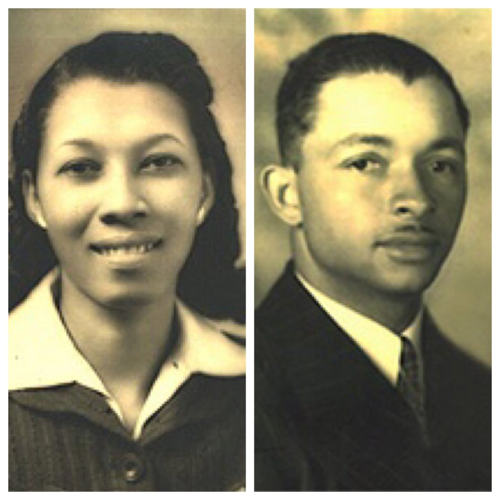 Christine and Byron Johnson